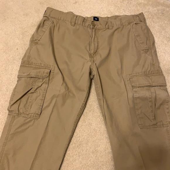 Men's GAP Cargo Pants 40x32